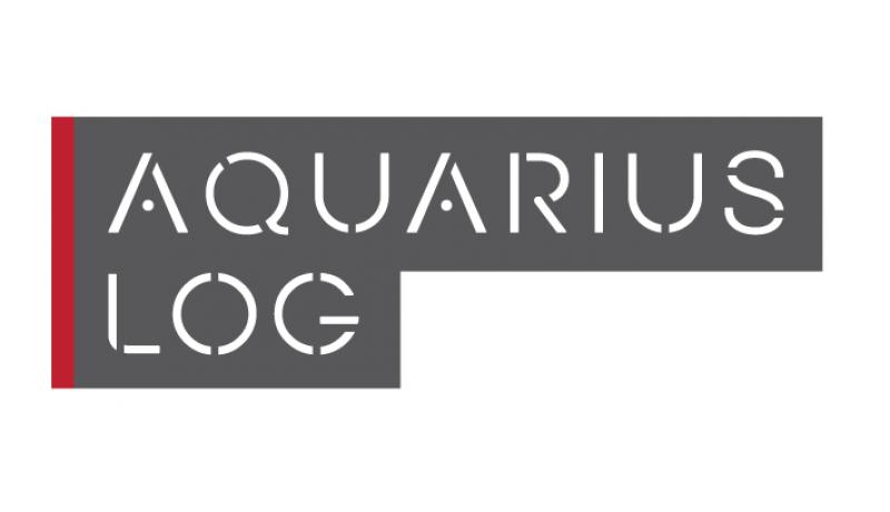 Aquarius Log Guindaste